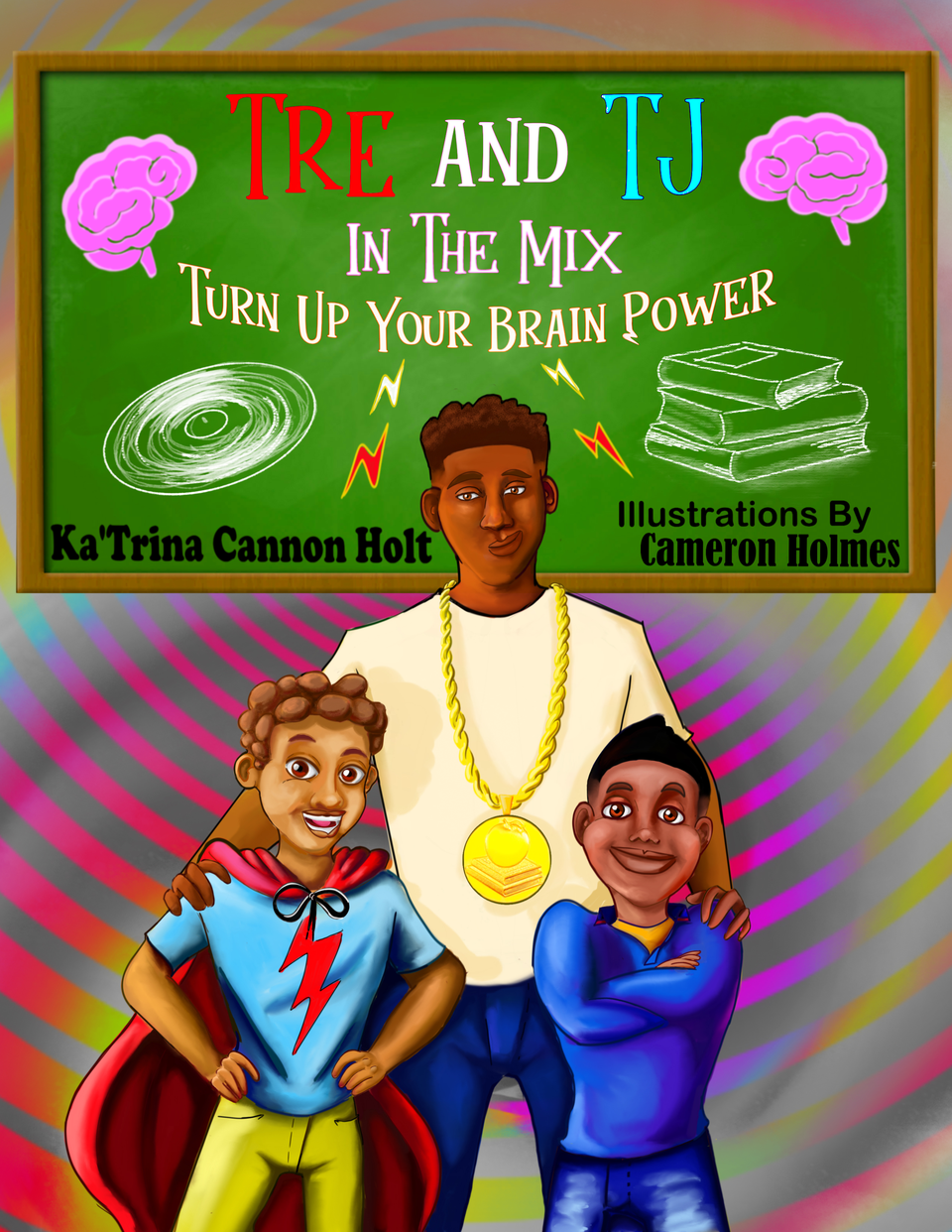 Tre & TJ In The Mix: Turn Up Your Brain Power